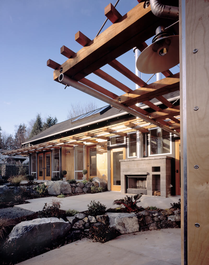 Norway Hills Residence Exterior Architecture