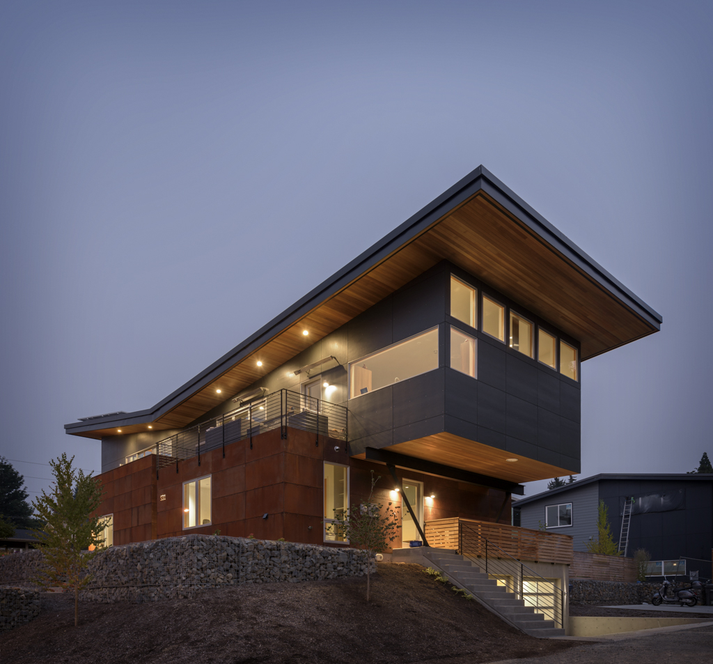 Kirkland Avenue - Seattle Architects